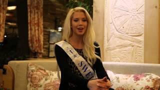 Miss Supranational 2014 - Miss Sweden, Ida Ovmar