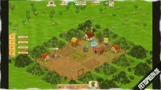 Big Farm отличная игра от компании GoodGame