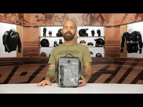 Kuryakyn Torke Dry Tank Bag Review