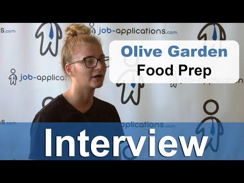 Olive Garden – Food Prep