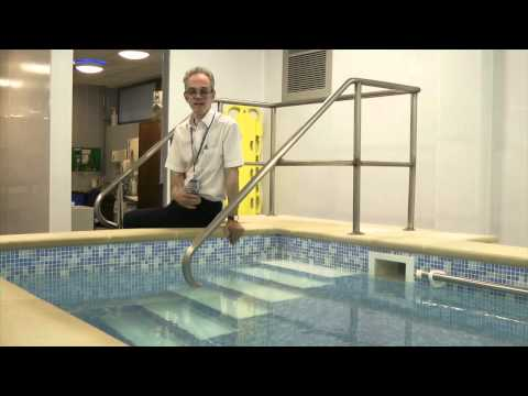 Hydrotherapy - Poole Hospital Charity