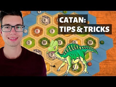 Settlers Of Catan: 9 Every Game Tips & Tricks