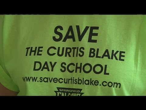 Parents fighting to keep Curtis Blake Day School open