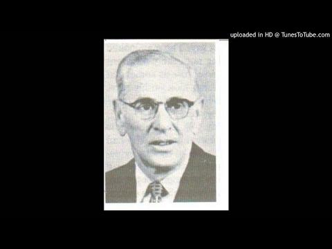 God That Keeps Records - Evangelist Rolfe Barnard ----------------