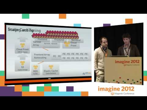 Imagine 2012 - Breakout Sessions - Deployment Pipeline for Magento Enterprise in the Cloud