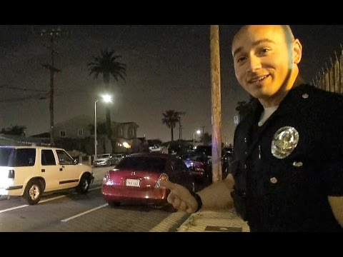all smiles no heart LAPD Harbor Division