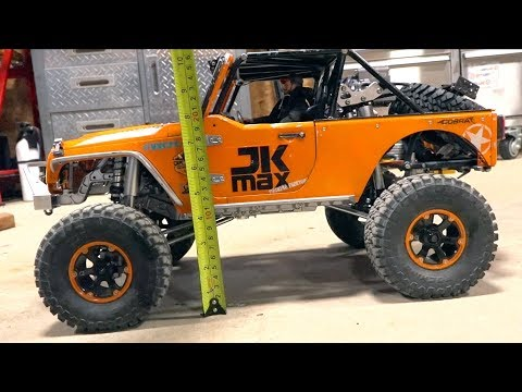 WORLDS FIRST ALL METAL AiR RIDE SUSPENSION From CAPO! AiRMATiC - A GAME CHANGER | RC ADVENTURES