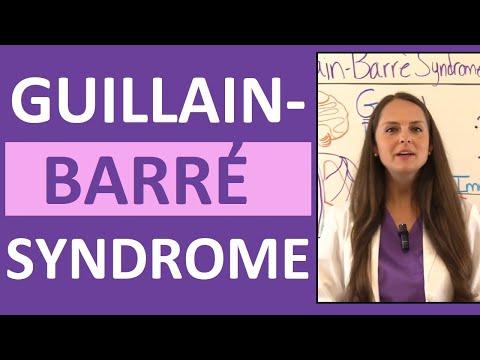 Guillain-Barré Syndrome Nursing NCLEX | Guillain-Barré Symptoms, Treatment, Causes