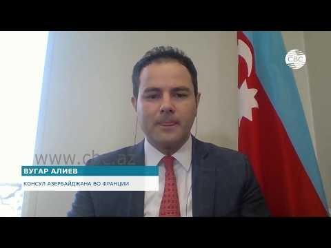Граждане Азербайджана обращаются в посольство для эвакуации