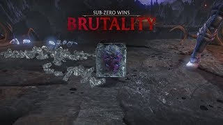 Re-upload with two brutalities that I missed in my first video. 00:...