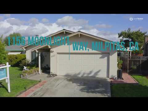 1156 Moonlight Way, Milpitas, Ca | Beautiful Home, Perfect Location |