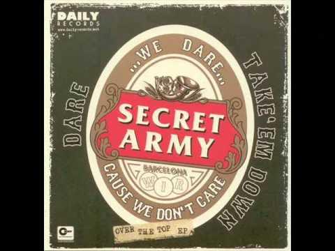 Secret Army - Take 'em Down