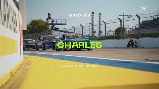 Moskvichi - Charles N.G., racing driver
