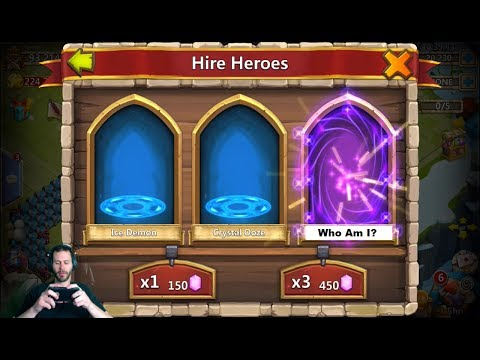 JT's Free 2 Play Spend Gems & Win + Daily Rewards Castle Clash