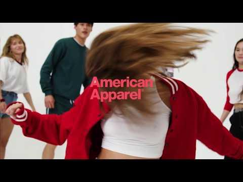 American Apparel – Anthem