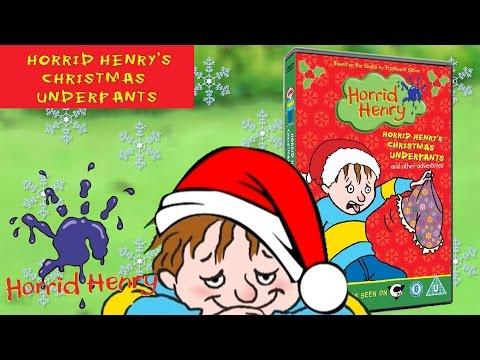 Horrid Henry's Christmas Underpants