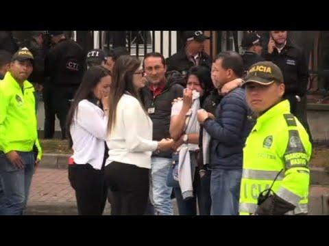 AFP: Colombie : attentat meurtrier contre l'école de police à Bogota