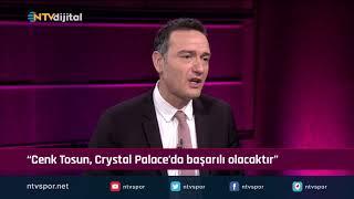 ''Cenk Tosun Crystal Palace'ta başarılı olur'' (Futbol Net 10 Ocak 2020)
