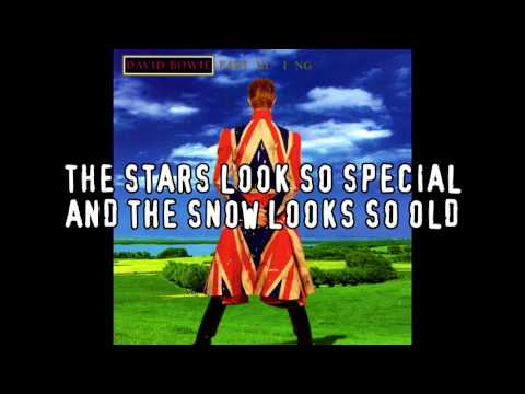 David Bowie - Seven Years in Tibet (Lyrics) mp3