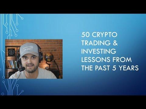 Crypto trading video course