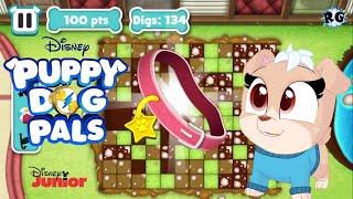 Puppy Dogs Pals - Encuentra el collar de Keia / Busca los Objetos - Disney Junior