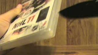Unboxing: NHL 11