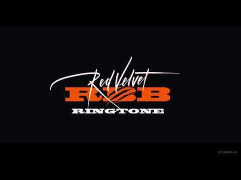 [RINGTONE] Red Velvet RBB (Really Bad Boy) W/ DL Link