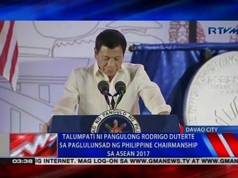 Talumpati Ni Dating Pangulong Ramon Magsaysay
