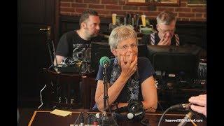Lûd fan Aldtsjerk, gesprek met vertegenwoordigers van 't dorpshuis en kerk