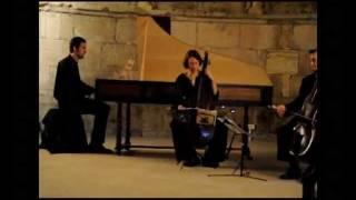 Georg Phillip Telemann : Sonate en Sol majeur pour clavecin, viole de gambe & bc