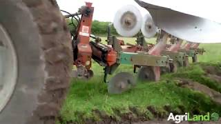 Reseeding paddocks in Co. Roscommon