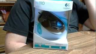 Logitech M110 Optical Mouse Unboxing [HD]