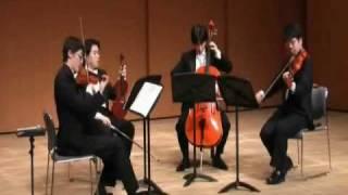 弦楽四重奏でエストポリス伝記2メドレー