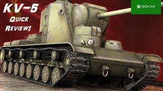 kv 5 review world of tanks console xbox