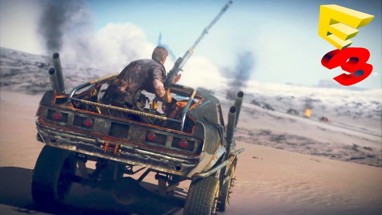 Mad max video game release date in Sydney