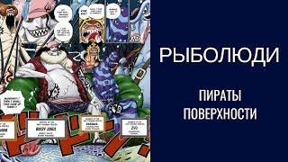 ХОДИ ДЖОНС на поверхности/Иной сюжет /Ван пис теория
