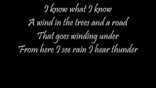 Little Bird - The Weepies (with lyrics)