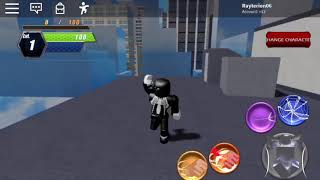 Roblox-Bloxverse Unlimited Symbiote suit