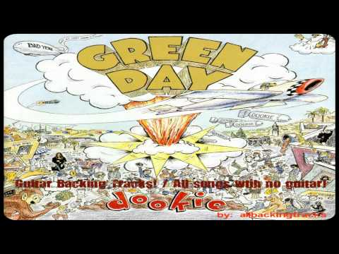 Green Day - Pulling Teeth [Guitar Backing Track]