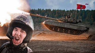 ATV покатушка на танковый полигон