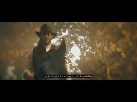 Arthur's last ride song - That's the way it is - Daniel Lanois - Red Dead Redemption 2