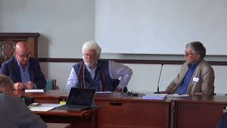 The Agora Conference on free will - Hans Liljenström Response and  Panel Discussion