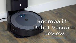 iRobot Roomba i3+ (Plus) Robot Vacuum Review