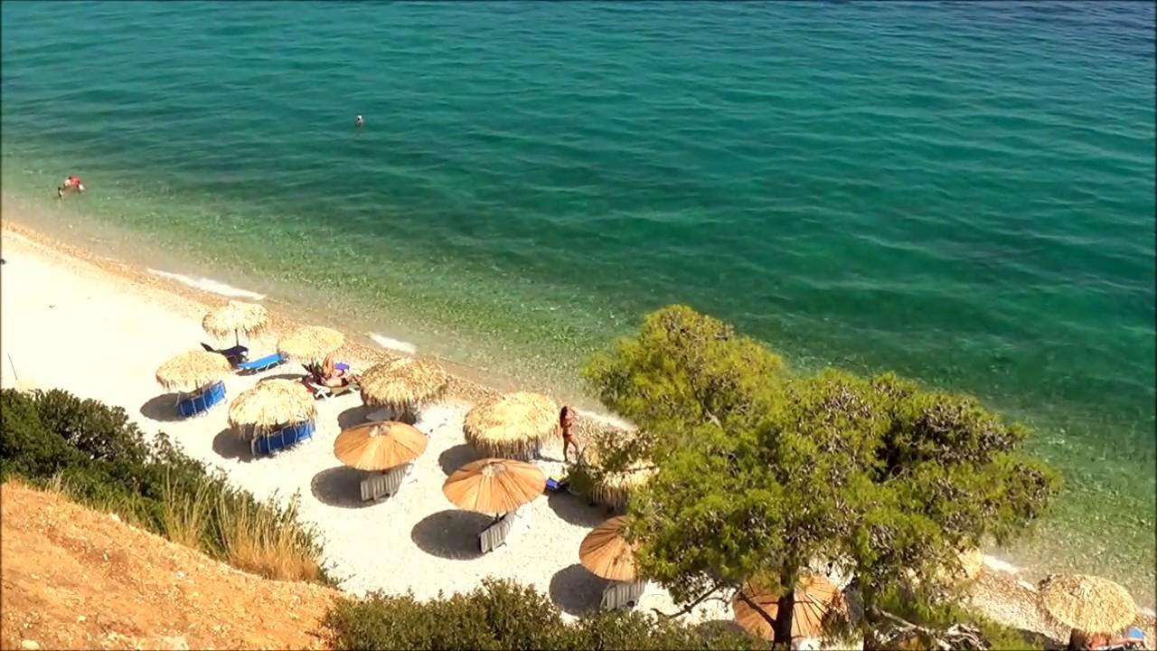 Где и когда лучше всего☀️отдыхать в Греции!
