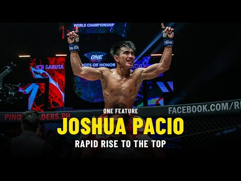 ONE Special Feature | Joshua Pacio's Rapid Rise To The Top