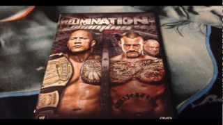 WWE Elimination Chamber 2013 DVD Review