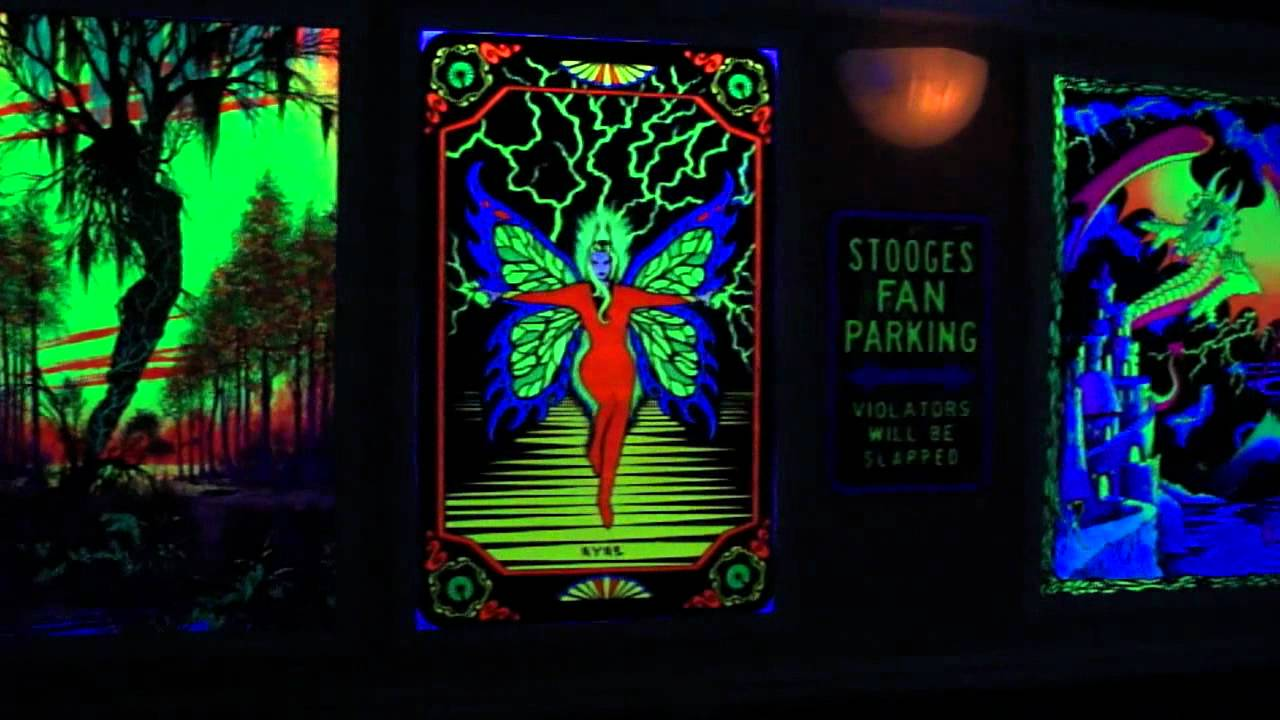 Blacklight Posters  YouTube