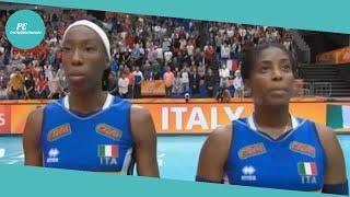 Paola Egonu e Miriam Sylla/ Chi sono le stelle del volley femminile italiano: simbolo di un Paese mu