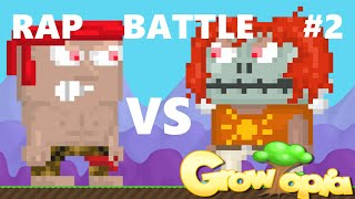 Growtopia- Rap battle #2