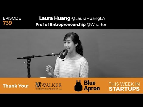 "E739: ""Gut Feel"" in angel investing: Wharton Prof Laura Huang on investors decision-making & biases"